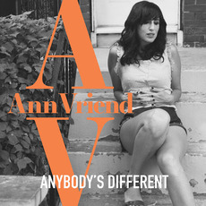 Anybody's Different mp3 Album by Ann Vriend