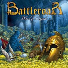 Blood of Legends mp3 Album by Battleroar