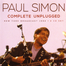 Complete Unplugged: New York Broadcast 1992 mp3 Live by Paul Simon