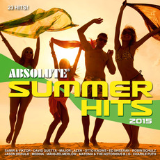 Absolute Summer Hits 2015 mp3 Compilation by Various Artists