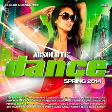 Absolute Dance Spring 2014 mp3 Compilation by Various Artists