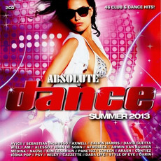 Absolute Dance Summer 2013 mp3 Compilation by Various Artists