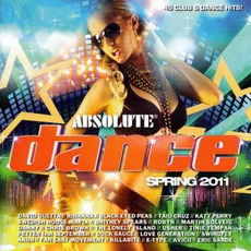 Absolute Dance Spring 2011 mp3 Compilation by Various Artists