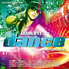 Absolute Dance Winter 2010 mp3 Compilation by Various Artists