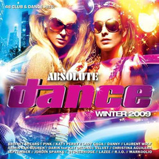 Absolute Dance Winter 2009 mp3 Compilation by Various Artists