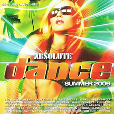 Absolute Dance Summer 2009 mp3 Compilation by Various Artists