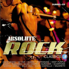 Absolute Rock Classics 3 mp3 Compilation by Various Artists