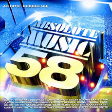 Absolute Music 58 mp3 Compilation by Various Artists