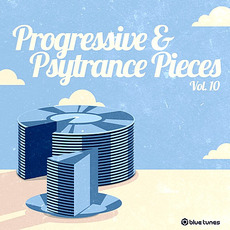 Progressive & Psy Trance Pieces, Vol. 10 by Various Artists
