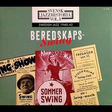 Svensk Jazzhistoria, volym 4: Swedish Jazz 1940-1942 Beredskapsswing mp3 Compilation by Various Artists