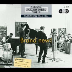 Svensk Jazzhistoria, volym 9: Swedish Jazz 1960-1964 Brand New! mp3 Compilation by Various Artists