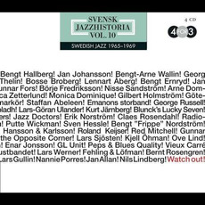 Svensk Jazzhistoria, volym 10: Swedish Jazz 1965-1969 Watch Out! mp3 Compilation by Various Artists