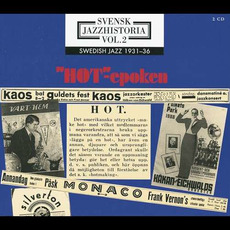 Svensk Jazzhistoria, volym 2: Swedish Jazz 1931-1936 'Hot'-Epoken mp3 Compilation by Various Artists