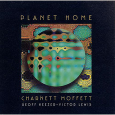 Planet Home by Charnett Moffett