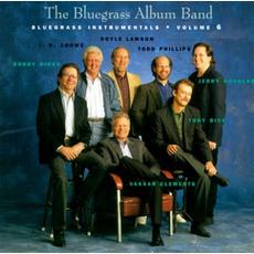 Bluegrass Instrumentals, Volume 6 by The Bluegrass Album Band