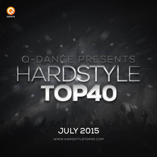Q-Dance presents: Hardstyle Top 40 July 2015 mp3 Compilation by Various Artists