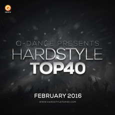 Q-Dance presents: Hardstyle Top 40 February 2016 mp3 Compilation by Various Artists
