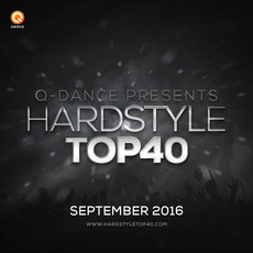 Q-Dance presents: Hardstyle Top 40 September 2016 mp3 Compilation by Various Artists