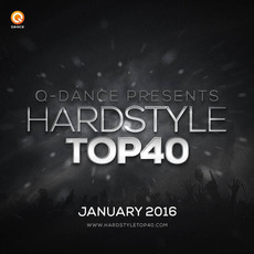 Q-Dance presents: Hardstyle Top 40 January 2016 mp3 Compilation by Various Artists