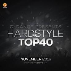 Q-Dance presents: Hardstyle Top 40 November 2016