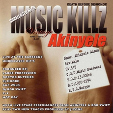 Live at the Barbecue: Unreleased Hits mp3 Live by Akinyele