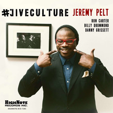 #Jiveculture mp3 Album by Jeremy Pelt