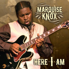Here I Am mp3 Album by Marquise Knox