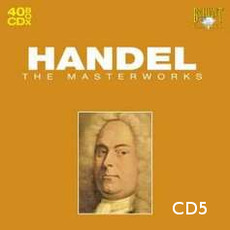 Handel: The Masterworks, CD5 mp3 Artist Compilation by George Frideric Handel