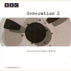 Live at the Paris Theatre '78 & '81 mp3 Live by Generation X