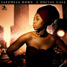A Social Call mp3 Album by Jazzmeia Horn