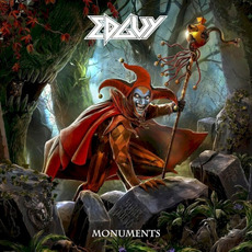 Monuments (Limited Edition) mp3 Artist Compilation by Edguy