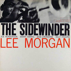 The Sidewinder (Japanese Edition) by Lee Morgan