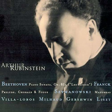 The Rubinstein Collection, Volume 11 mp3 Compilation by Various Artists