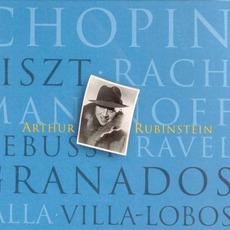 The Rubinstein Collection, Volume 2 mp3 Compilation by Various Artists
