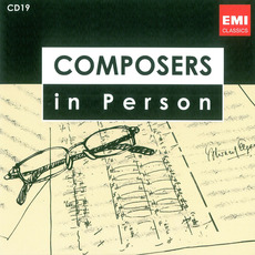Composers in Person, CD19 mp3 Compilation by Various Artists