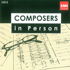 Composers in Person, CD13