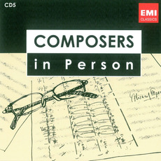 Composers in Person, CD5 mp3 Compilation by Various Artists