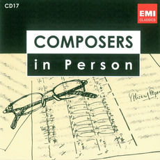 Composers in Person, CD17 mp3 Artist Compilation by Richard Strauss
