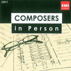 Composers in Person, CD11 mp3 Artist Compilation by Hans Pfitzner