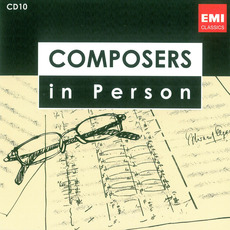 Composers in Person, CD10 mp3 Artist Compilation by Heitor Villa-Lobos