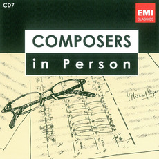 Composers in Person, CD7 mp3 Artist Compilation by Edward Elgar
