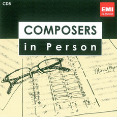Composers in Person, CD8 mp3 Artist Compilation by Olivier Messiaen