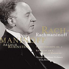 The Rubinstein Collection, Volume 35 mp3 Artist Compilation by Sergei Rachmaninoff