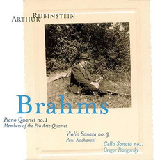 The Rubinstein Collection, Volume 3 mp3 Artist Compilation by Johannes Brahms