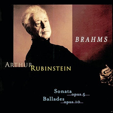 The Rubinstein Collection, Volume 63 mp3 Artist Compilation by Johannes Brahms