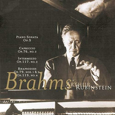 The Rubinstein Collection, Volume 21 mp3 Artist Compilation by Johannes Brahms