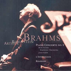 The Rubinstein Collection, Volume 38 mp3 Artist Compilation by Johannes Brahms
