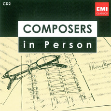 Composers in Person, CD2 mp3 Artist Compilation by Paul Hindemith