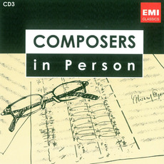 Composers in Person, CD3 mp3 Artist Compilation by Paul Hindemith