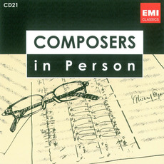 Composers in Person, CD21 mp3 Artist Compilation by Nicolas Medtner